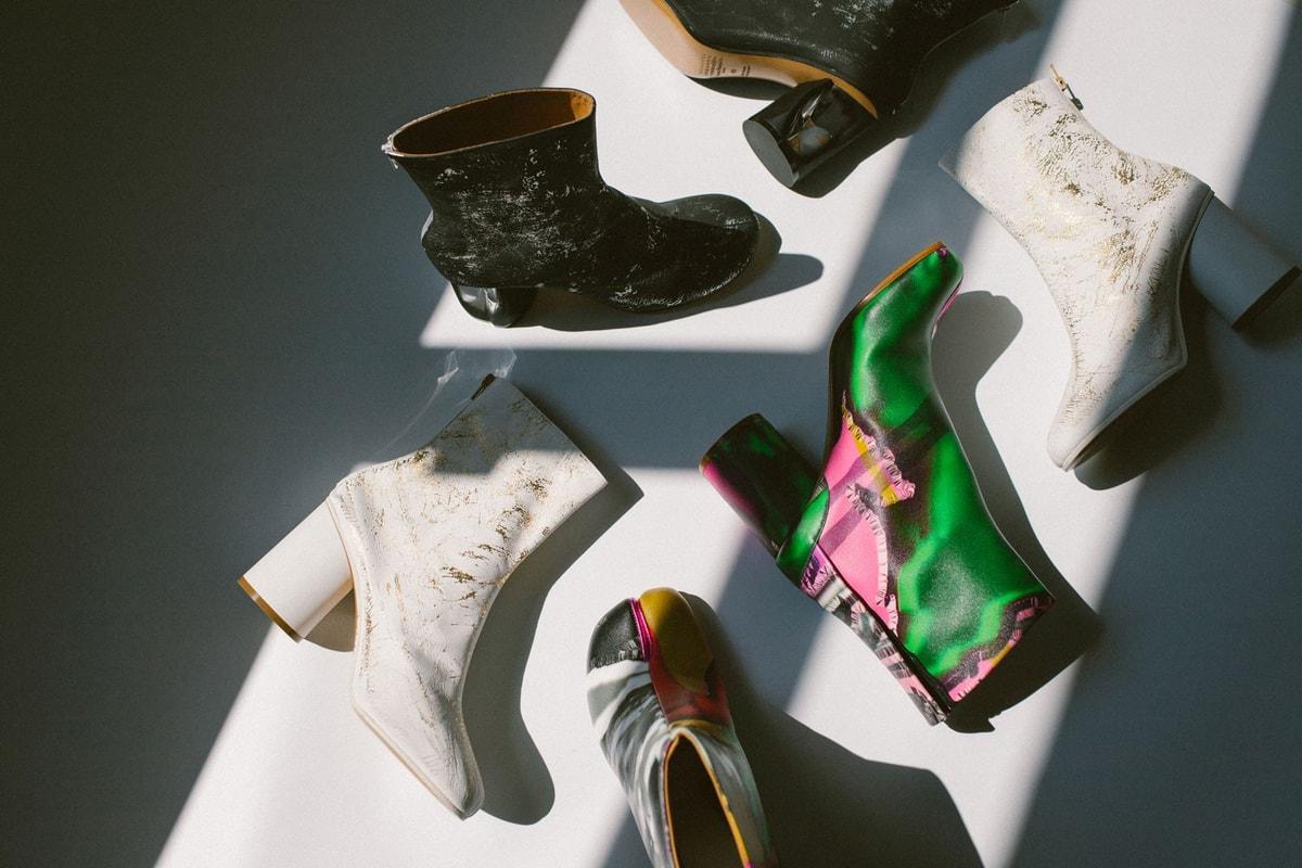 「產品介紹」:時尚 Icon 必備 — Maison Margiela Tabi 忍者鞋