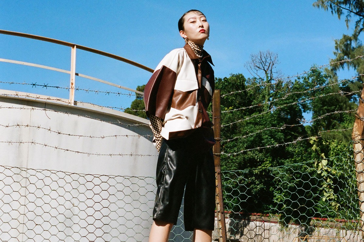 "Introducing: Nanushka Fall/Winter 2020 ""Bourgeois Grunge"" Collection"