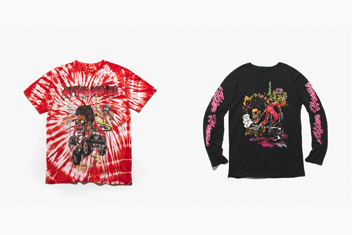 """Coming Soon: The Weeknd x READYMADE """"After Hours"""" Limited Capsule Collection"""