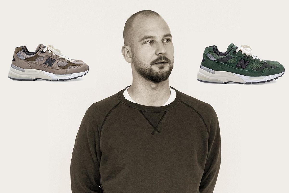 「人物介紹」:近日風「靡」全球 JJJJound x New Balance 992 的幕後主腦 - Justin Saunders
