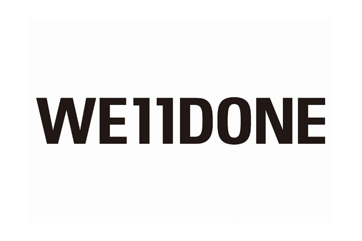 「品牌介紹」:由韓國潮流指標 G-Dragon 的親姐姐 Dami Kwon 親自主理品牌 — We11Done