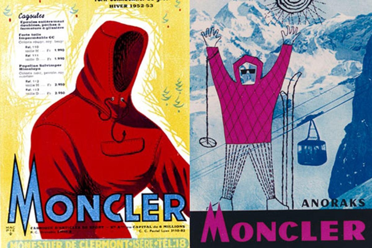 「品牌介紹」:羽絨帝國,頂級的指標 — Moncler