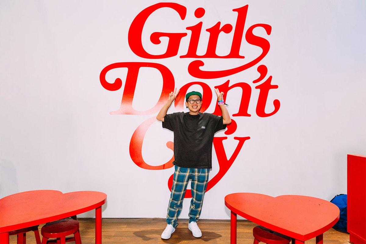 「人物介紹」:WASTED YOUTH、Girls Don't Cry 始創人,來自大阪既平面設計師 - Verdy