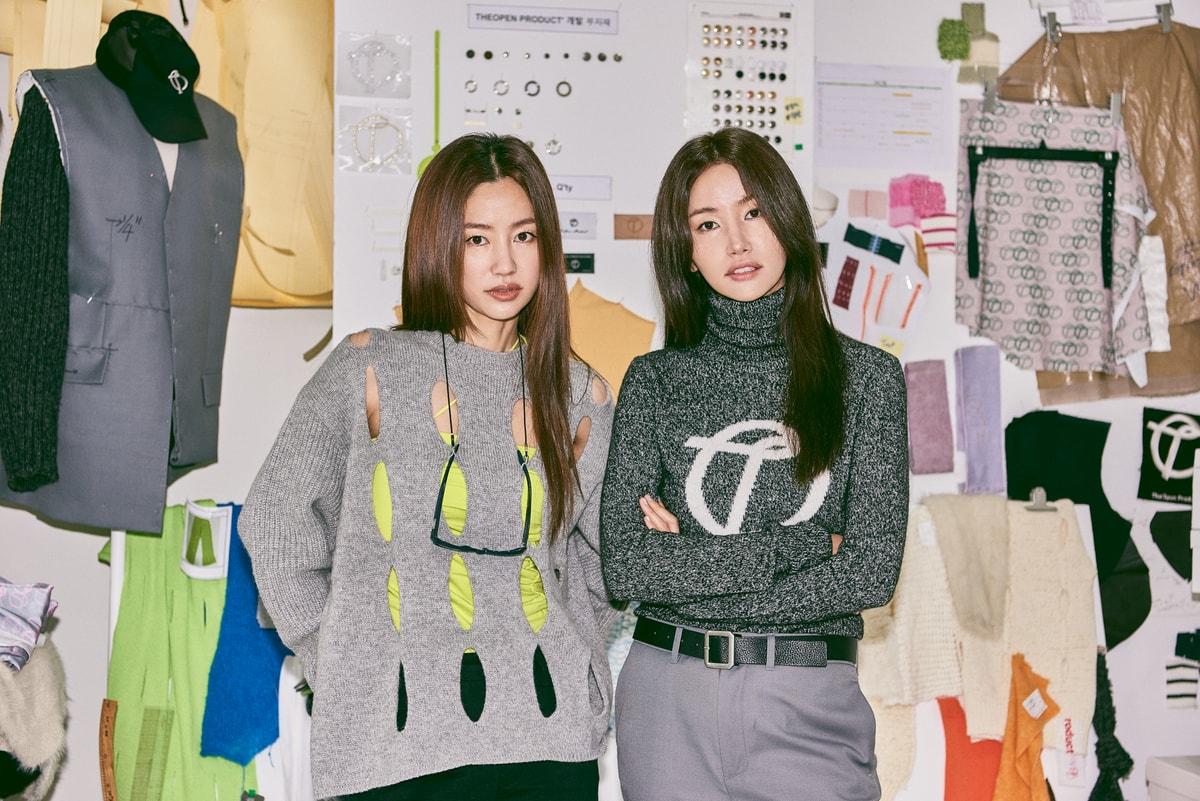 HBX Female Series: Boyoung & Jiyoung Kim
