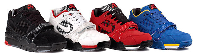 Supreme x Nike Air Trainer TW II