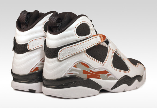 hot sales 48d16 df073 ... White Athracite-Dark Orange Jordan VIII LS. As an LS (Lifestyle  release), only select Jordan dealers will receive stock. These will release  at 12 00 am, ...
