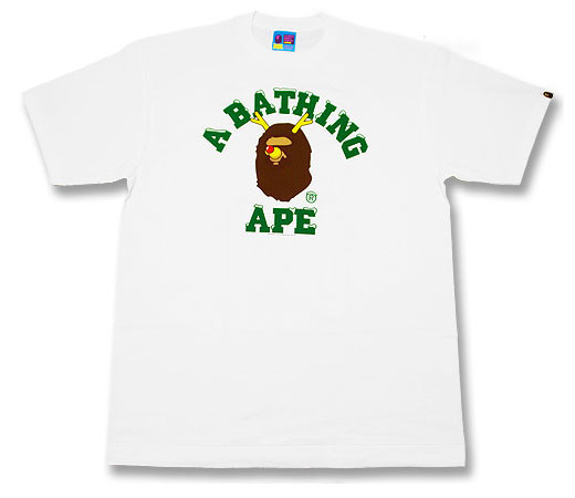 7afd047e Will people be wearing these latest Bape tees in the middle of summer  despite the obvious Christmas ...