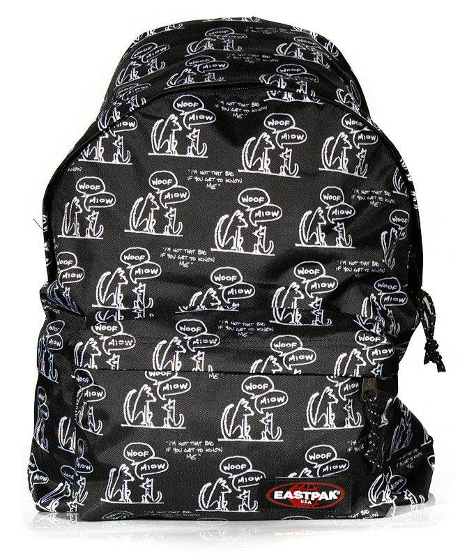 Backpack makers Eastpak have put their collabos into overdrive recently  releasing a series of bags with European bands Kaiser Chefs 72a337d637