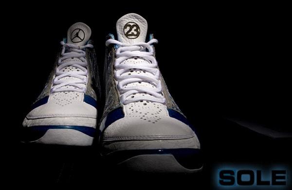 a1c1191e5a9287 Air Jordan XX3 White Titanium-University Blue