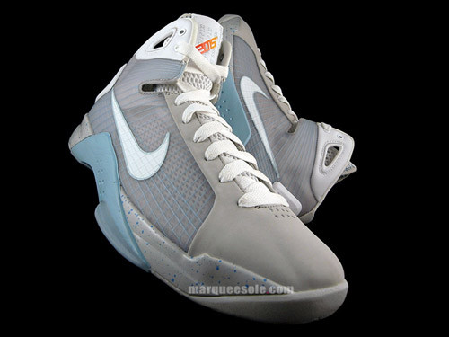 b620a096f5d Nike Hyperdunk - McFly Colorway