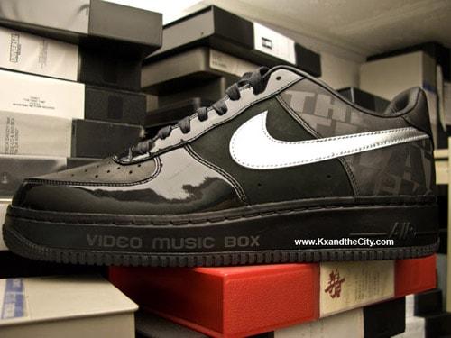 timeless design 9b239 a7864 Video Music Box x Nike Air Force 1 25th Anniversary | HYPEBEAST