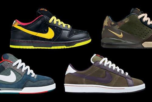 Nike SB July 2008 Releases | HYPEBEAST