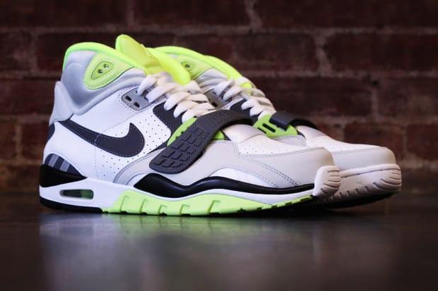 Nike Air Trainer SC II High White/Grey