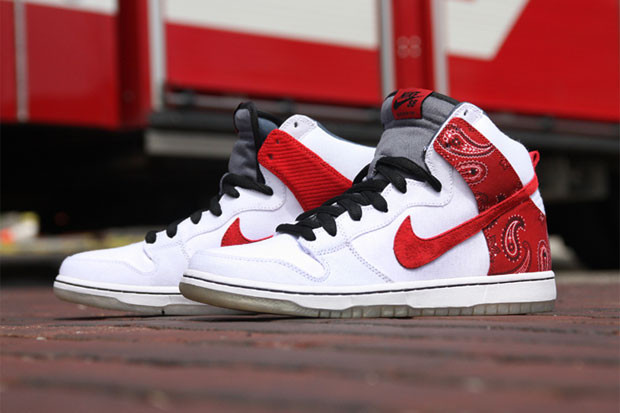 buy online 8e567 ac28a Nike SB Dunk High