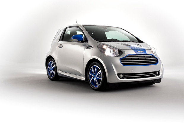 The Intersection Of Two Respective Industry Heavyweights Takes Shape With  This Colette And Aston Martin Conceived Cygnet City Car.