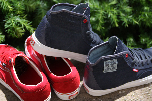 7b7ab6a9d3 Vans collaborates with Shut Skateboards founder Rodney Smith for their  latest Syndicate ...