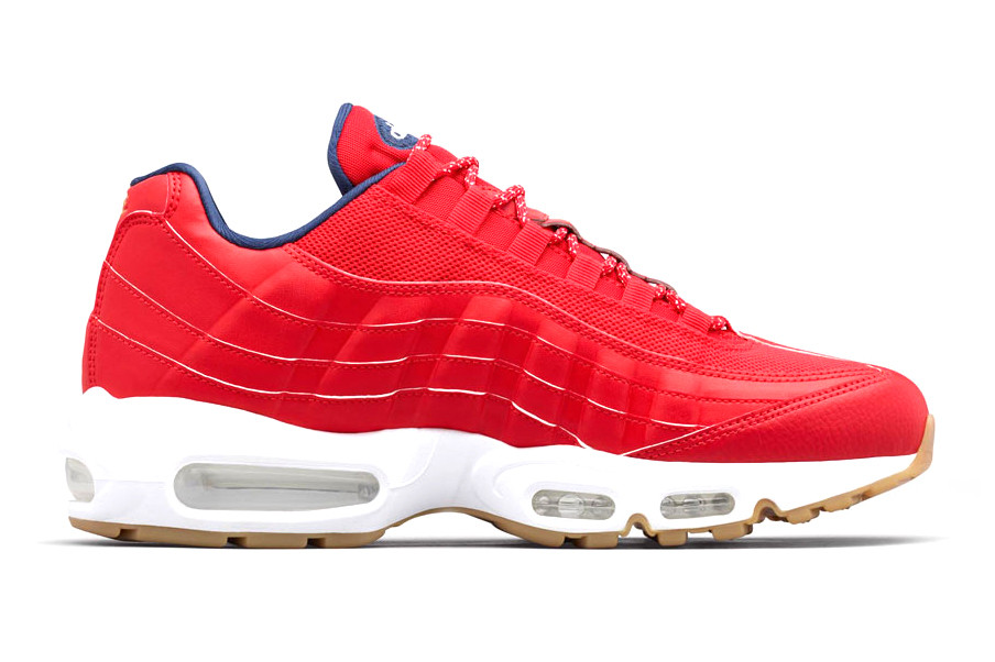 """get cheap a217e 0b134 Nike Air Max 95 2015 Summer """"Independence Day"""""""
