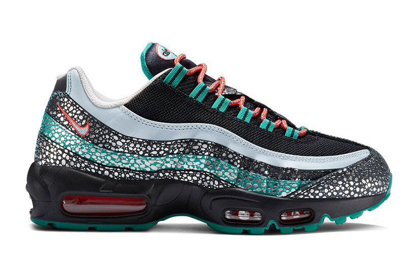Nike Air Max 95 Sneaker  The Story Behind the Revolutionary Running ... 70b82dc9c