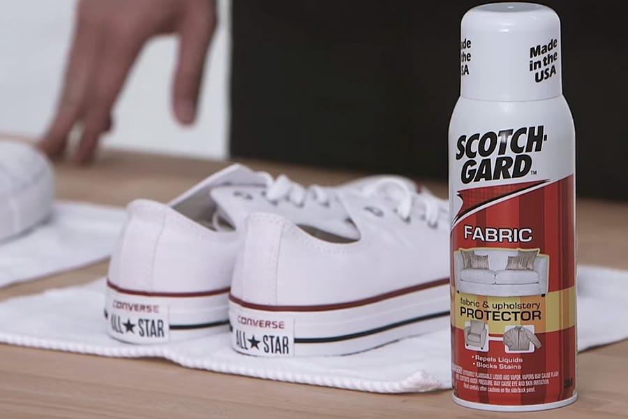 White Sneakers White
