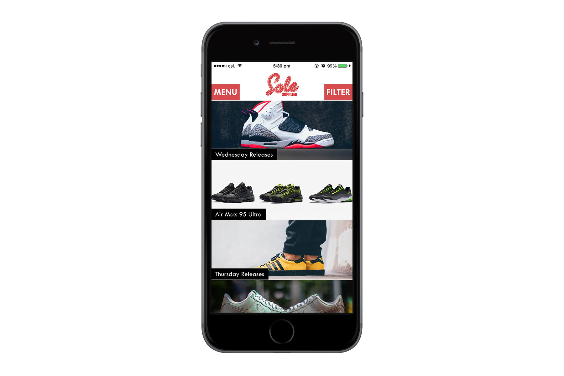 6 Pay For Sneakers From Your iPhone