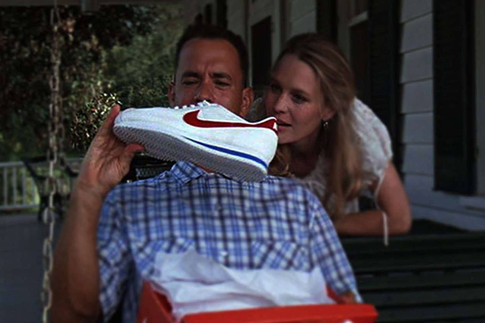 premium selection b0fdb c69b3 Magic Shoes  The On-Screen History of the Nike Cortez