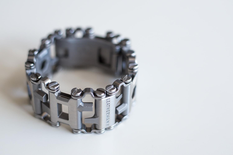 The Hypebeast Review Leatherman Tread Bracelet Hypebeast