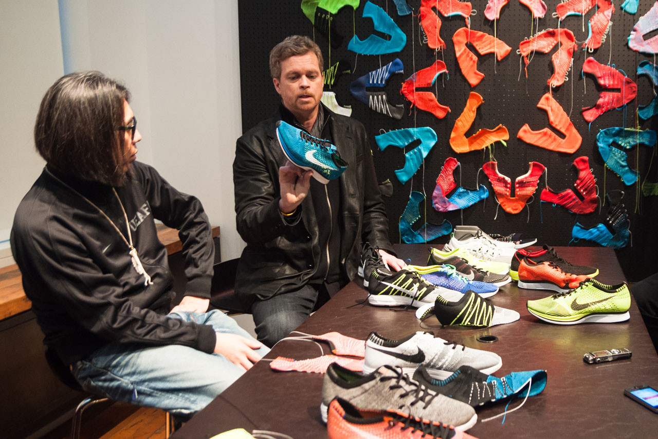 978e596cd4b06c Mark Parker  Details in Nike Collaborations with Sneakers and ...