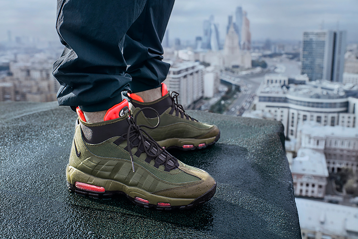 a86f9895 Take a look at the photoshoot below and learn more about the Sneakerboots  collection dropping this holiday season.