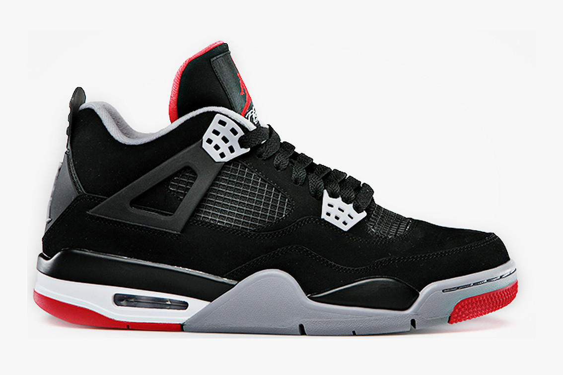 444a0f3dfb4343 Air Jordan 4 Retro Black Cement Grey. Release Date  11 23 12. Retail Price    160 USD