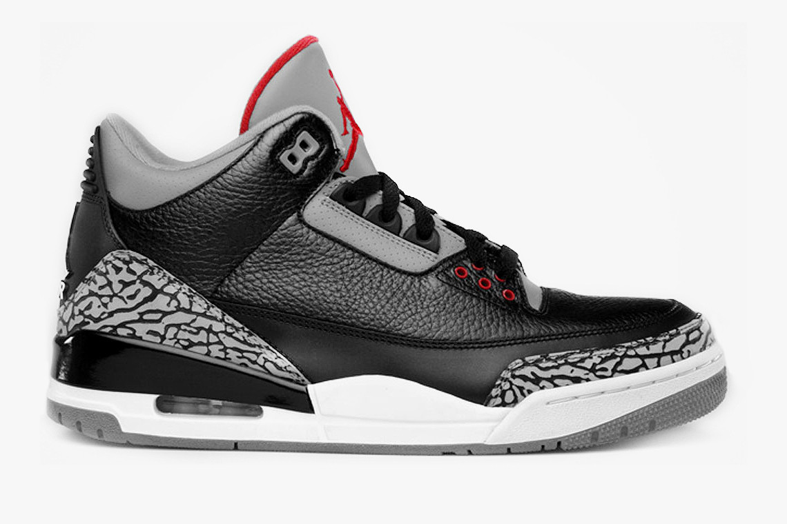 cf885bd9524ae6 Jordan 3 Retro 2011 Black Cement Red