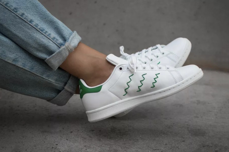 premium selection d859f 293ef adidas Stan Smith Zig Zag Sneaker   HYPEBEAST