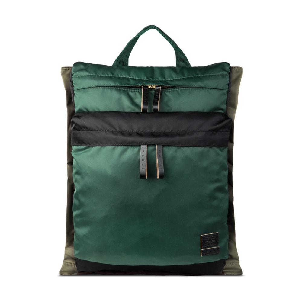 Marni x Porter Color Blocking Backpack