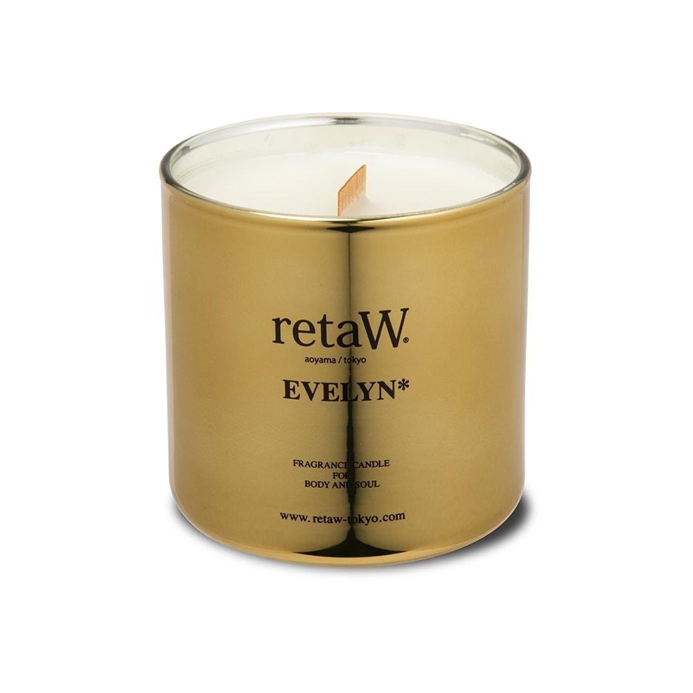 RetaW Eveyln Gold Fragrance Candle