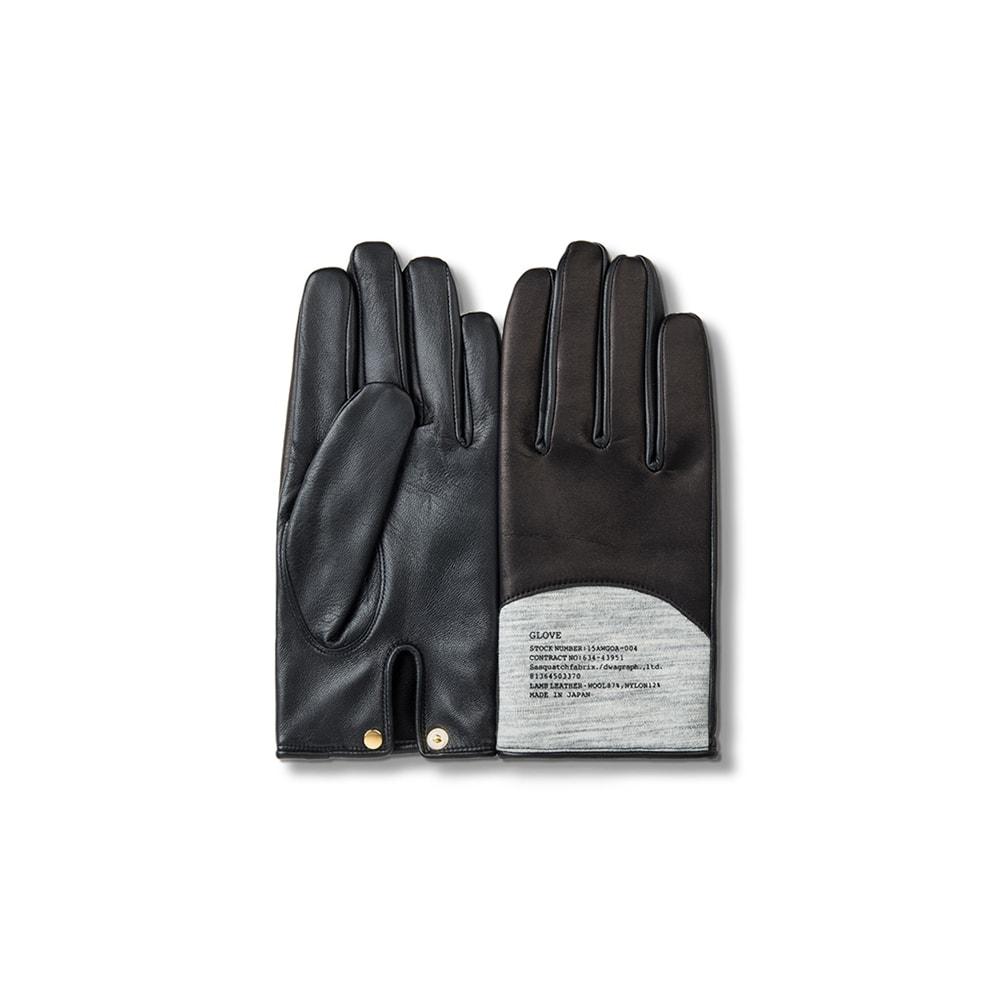 Sasquatchfabrix Leather Gloves