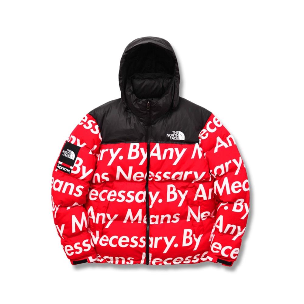 Supreme x The North Face Nuptse Jacket