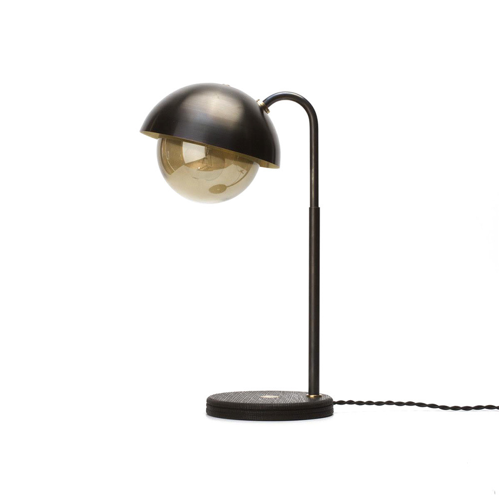 Allied Maker Dome Table Lamp