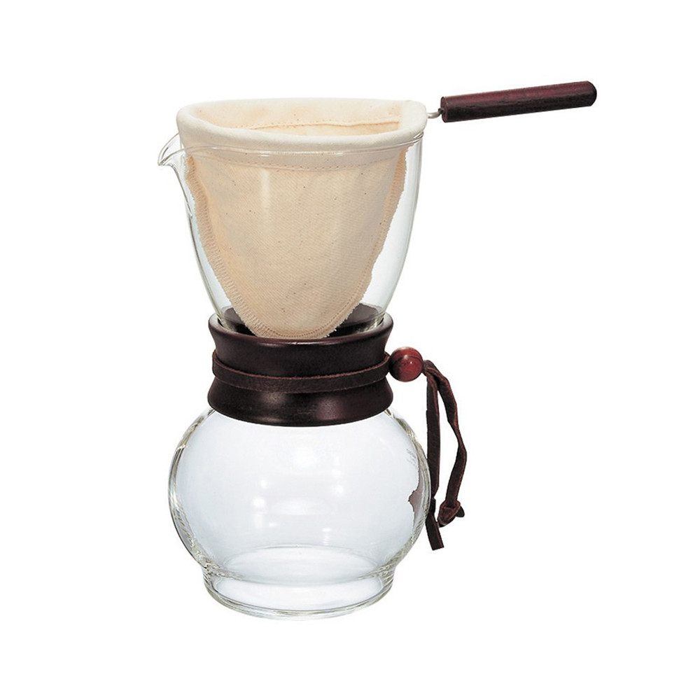 HARIO DPW-3 Woodneck Coffee Drip Pot