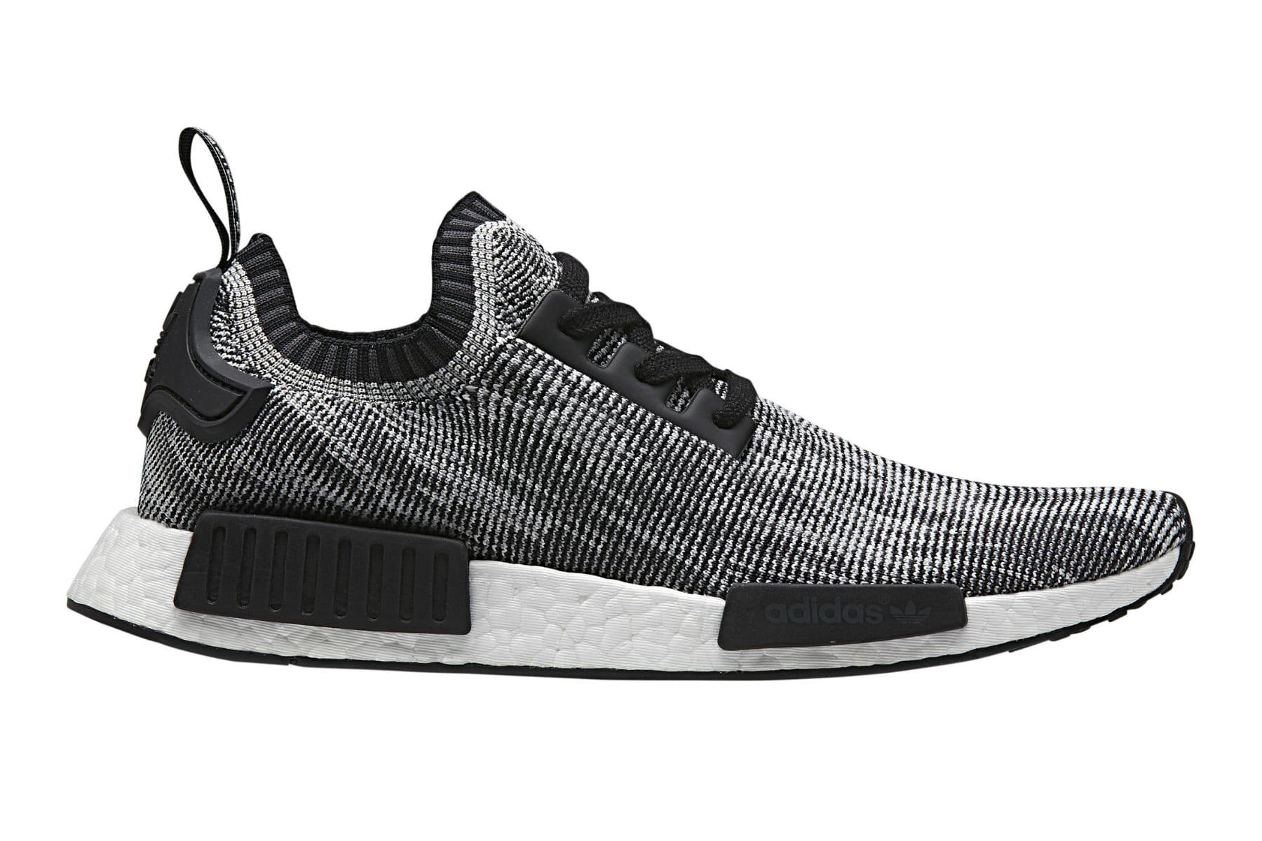 adidas NMD Primeknit Grey Black   HYPEBEAST