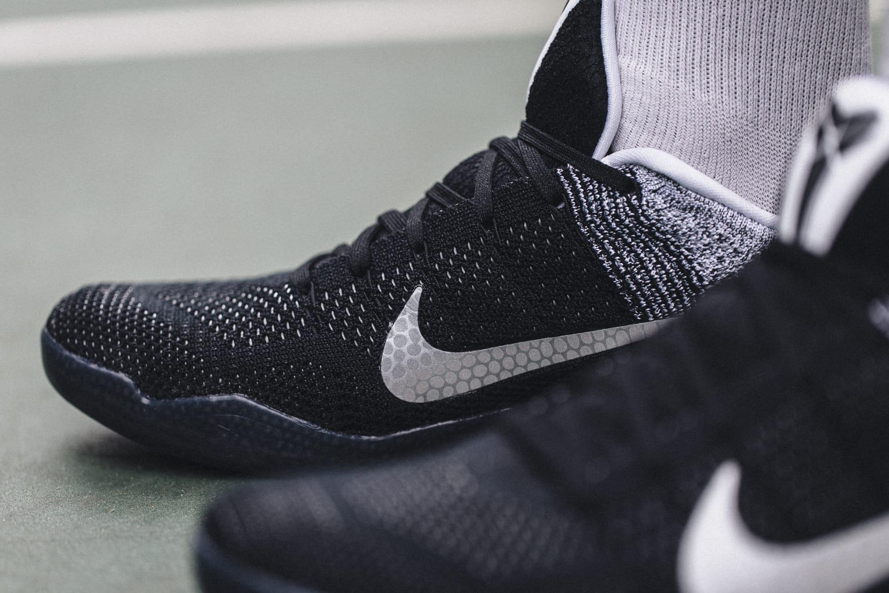 Aesthetic Nike Kobe 9 Elite Black - Musée des impressionnismes Giverny