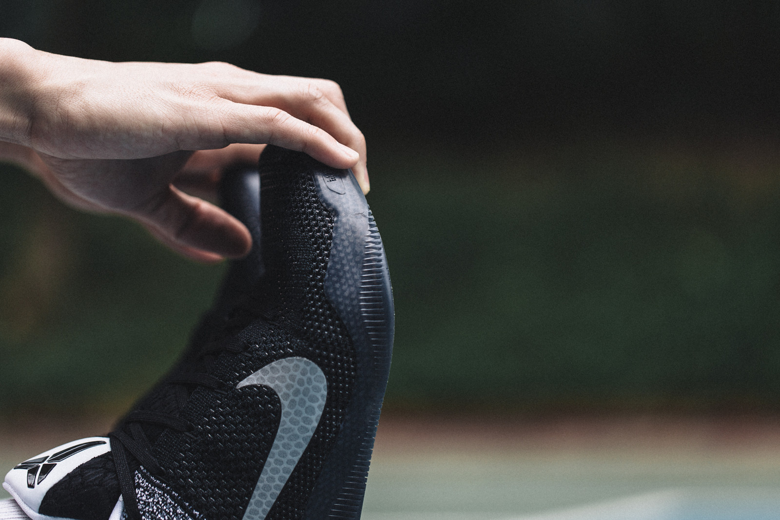 """c598b24c69d """"The extreme flexibility of the shoe itself compliments the quality outsole  in allowing for a complete range of extreme and rapid motions"""""""