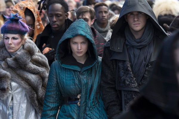 An Interview With The Hunger Games Mockingjay Costume Designers Kurt Bart Hypebeast