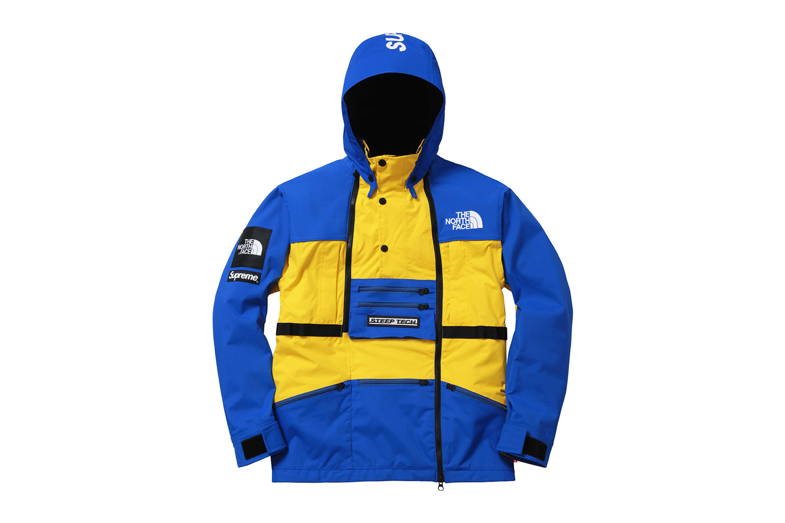 53fe5610ce Supreme x The North Face 2016 Spring Summer Steep Tech Collection ...