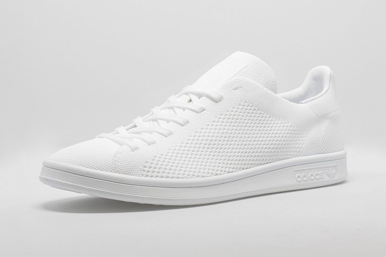 timeless design a8bfa 99772 adidas Originals Stan Smith Primeknit Triple White   Black   HYPEBEAST