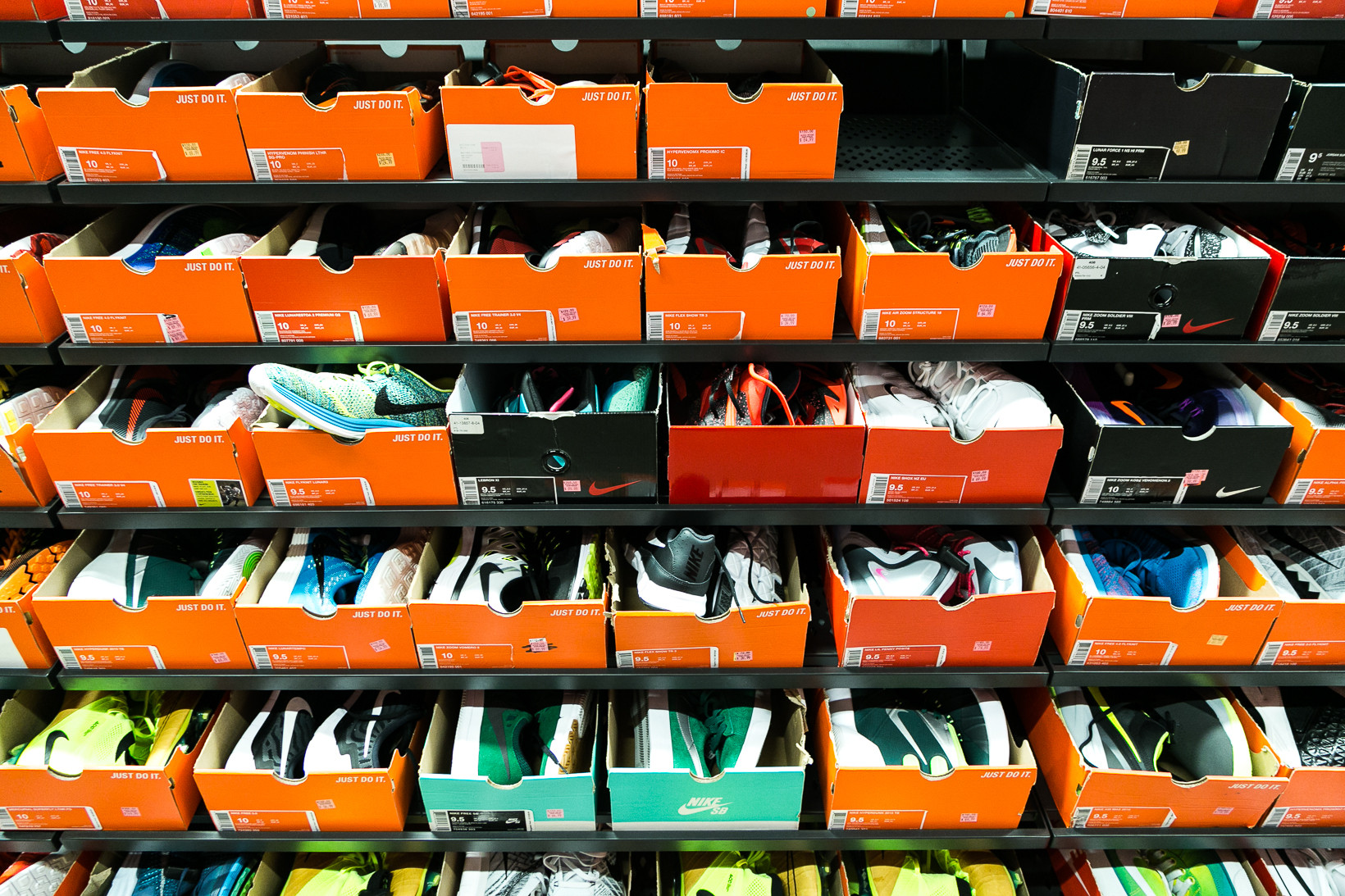 Have All Sneaker Factory Outlets Lost