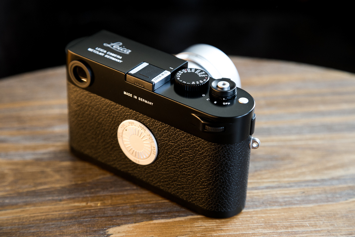 Leica M-D Is Incredible and Makes No Sense At All   HYPEBEAST