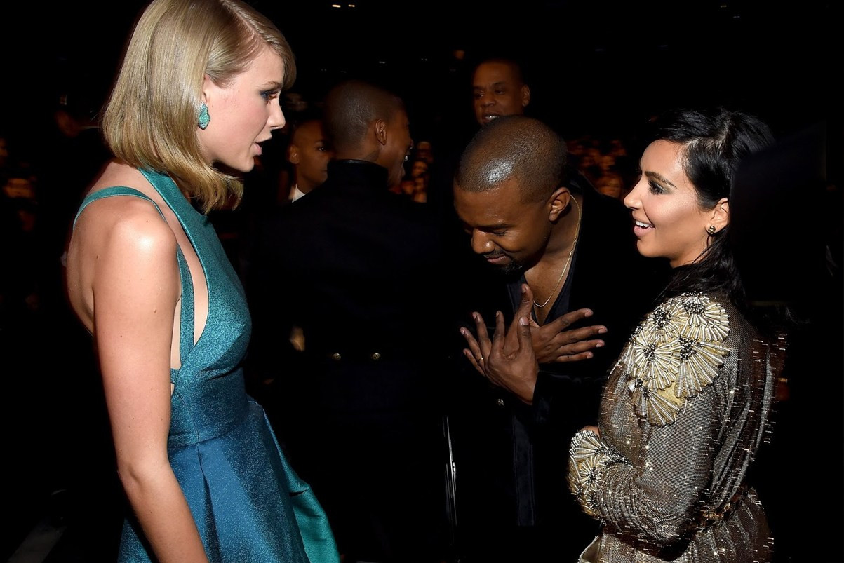 ce50564a9353 #1 Taylor Swift Responds to Kim Kardashian and Kanye West's Snapchat Exposé