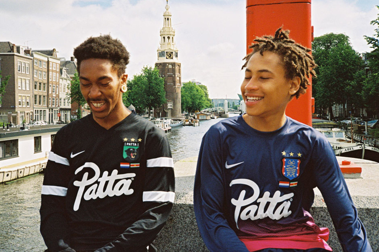 """88db8ad216b ... partnered up with Nike on the lead up to the 2014 World Cup, to release  a series of exclusive """"I Am Tiempo"""" shirts. Inspired by football jerseys  from ..."""