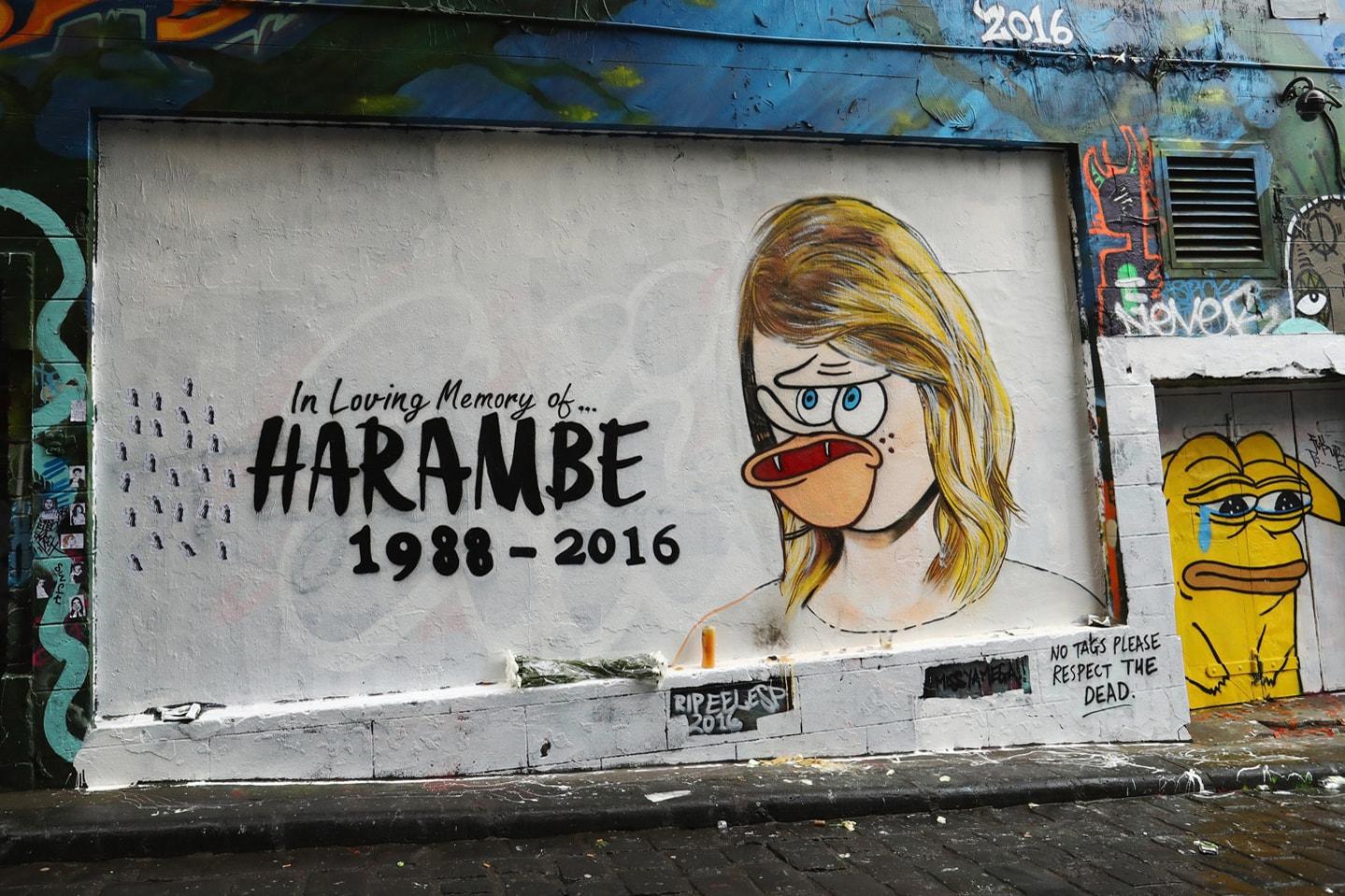5 of 5 street art is dead