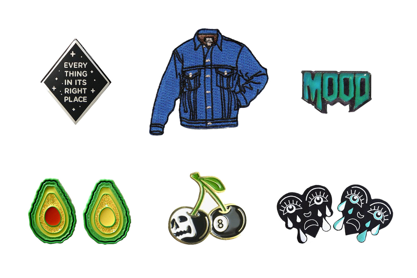 Pins and Patches Interview on DIY Community | HYPEBEAST