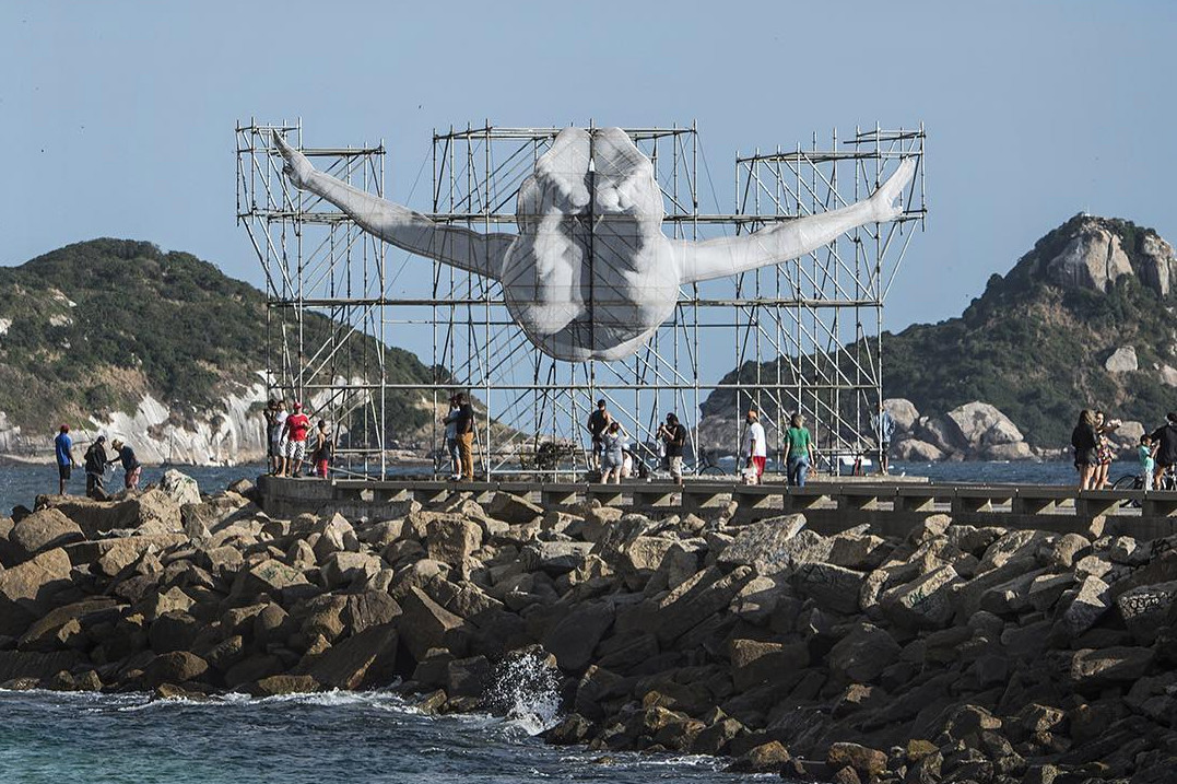 Rio 2016 Olympics Most Intriguing Art Installations